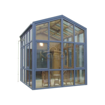Curved Roof Glass House  Glasshouse Commerical Sunroom