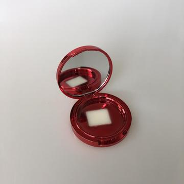 3D pattern mini round compact