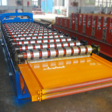 Best sale thickness 0.8mm roof sheet machine
