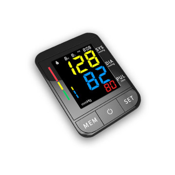 Bluetooth LCD Machine Upper Arm Blood Pressure Monitor