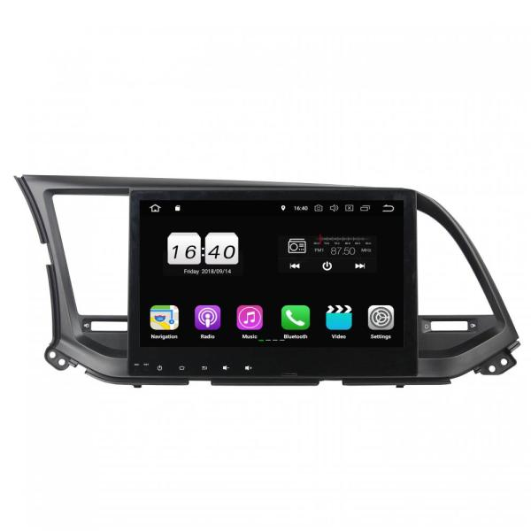 Android car dvd for Elantra  2016