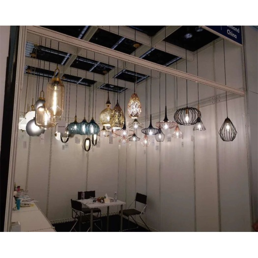 Indoor Decorative Lighting Fixture Iron Pendant Light