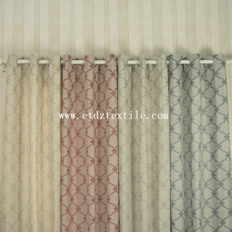 fall season curtain 6025