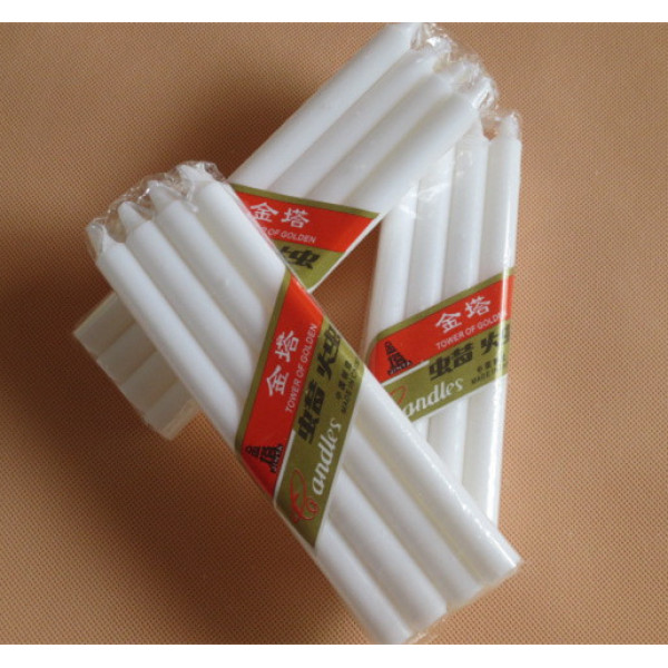 Africa Use Household Paraffin Wax Candle Velas
