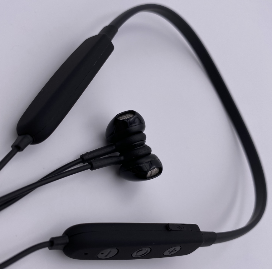 Wireless Bluetooth Running in-Ear Headsets