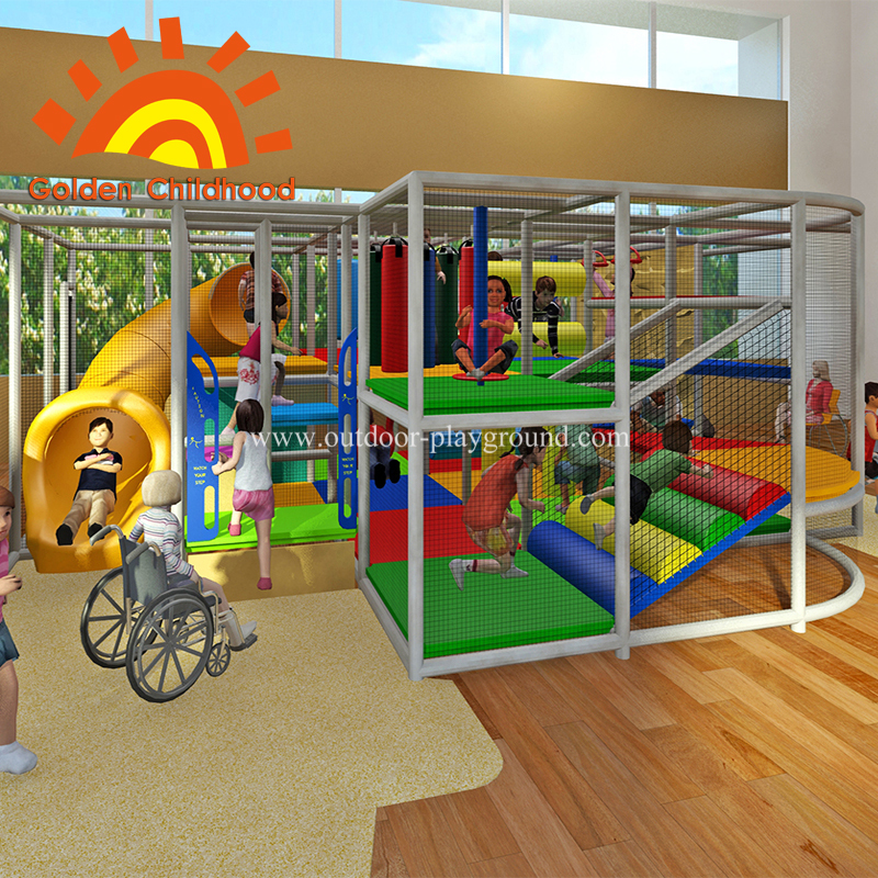 indoor soft play areas Kids play system