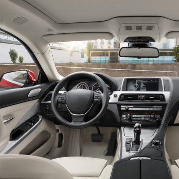 Car Interior Accessories Cleaning