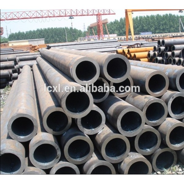 hot rolled seamless steel pipe