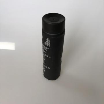 PE round tube with screw cap