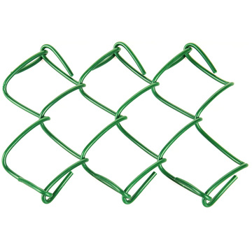 Gold Diamond wire mesh/ chain link temporary fence