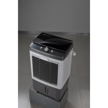 Glass Cover 4000CBM Small Home Air Cooler