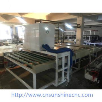 Tempering Glass Washing & Drying Machine
