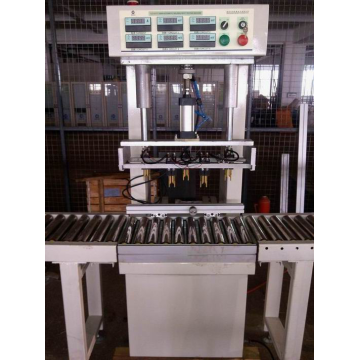 Semi-automatic Welding Condition Checking Machine