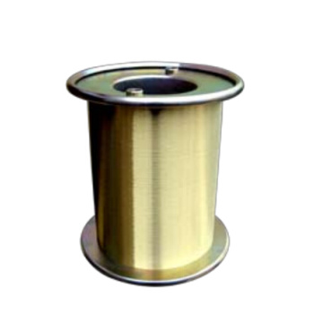TA100 Galvanized Saw Wire Bobbin