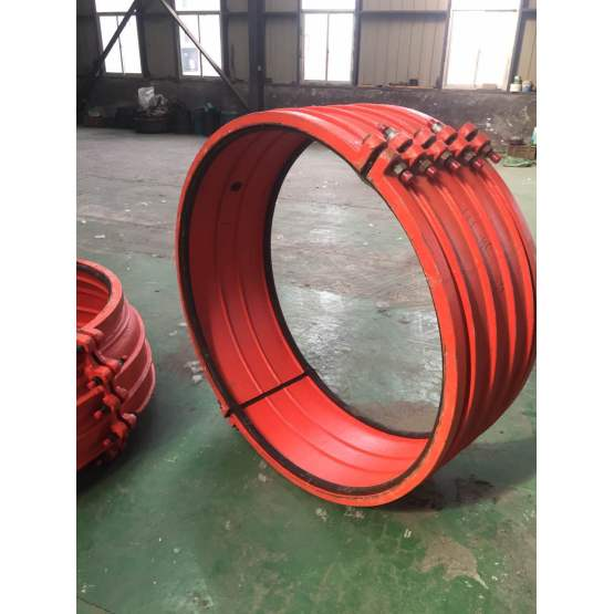 Ductile iron Quick fit  clamp