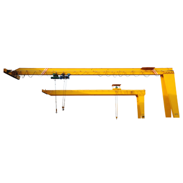 5 ton semi gantry crane for sale