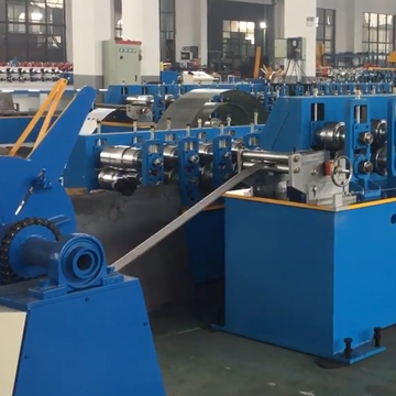 PPGI round tube mill round tube rollformers