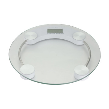 Convenient Bathroom Electronic Digital Body Weighing Scale