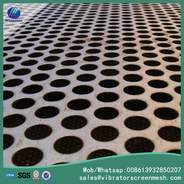 Perforated Metal Mesh For Vibrating Screen