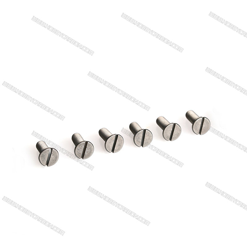 Countersunk Titanium Screw