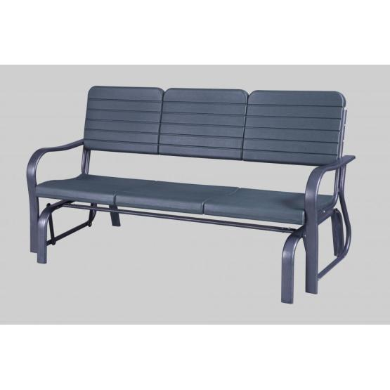 Outdoor Park Rest Galvanized Rust Resistant Chair