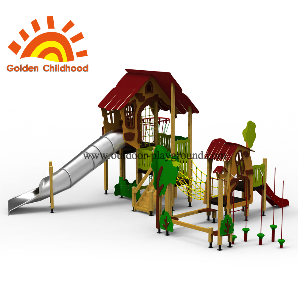 Fun Facility Outdoor Playground Equipment For Children4
