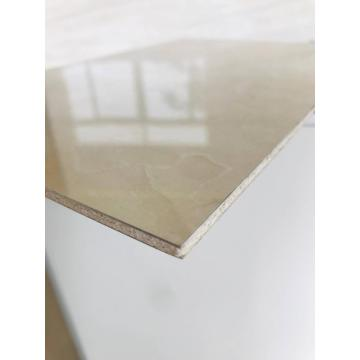 Aluminum coated magnesium oxide board for wall cladding