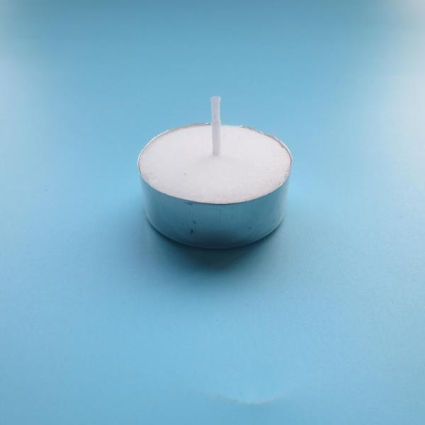 No Smoke Polybag Small Size Tea Light Candle