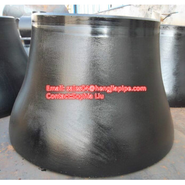 welded and seamless CS butt weld concentric reducer