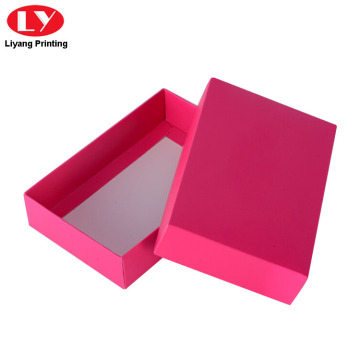Foldable Cheap Scarf  Packaging Box with Lid