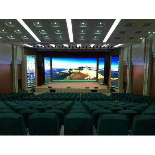 PH3.91Indoor Rental LED Screen with 500x500 mm Cabinet