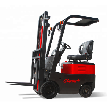 THOR 0.75 4 wheels compact electric small forklifts