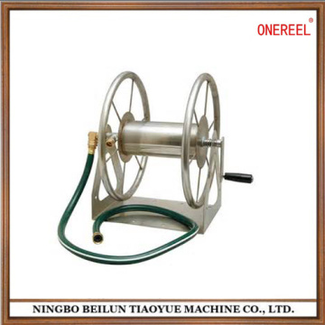 retractable stainless steel cable reel