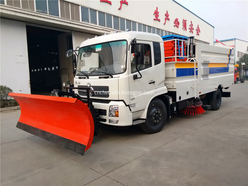 road sweeper truck companies 2