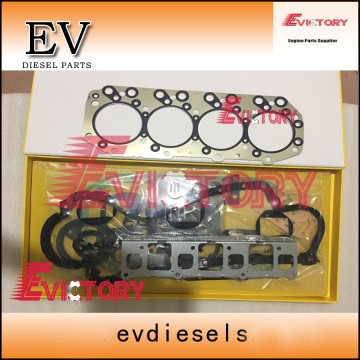 ISUZU 4JB1 4JB1-TC cylinder head gasket kit