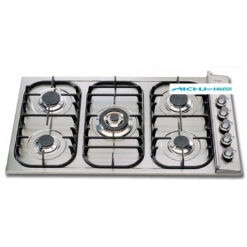 Glen India Built In Stainless Steel Gas Stove