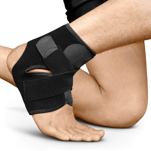 Comfortable Neoprene Sports Ankle Brace Support