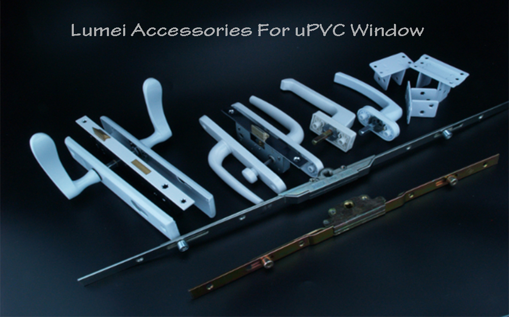 Hardwares for upvc window