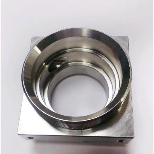 Electrolytic Polishing Of Stainless Steel Parts Processing
