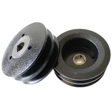 Mower / Tractor Double Keyway Pulley