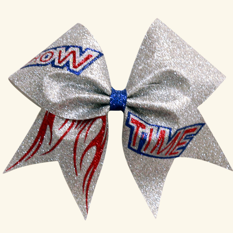 cheer hair bows