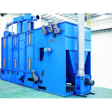 Big cabinet blender/ mixing tank for needle punching