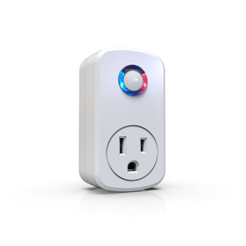 Wifi and RF smart outlet