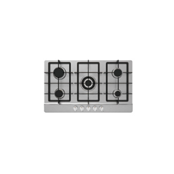 Built-in 5 Burners Gas Hob Stoves