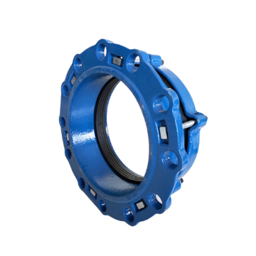 Dutile iron Pipe Flange Adaptor