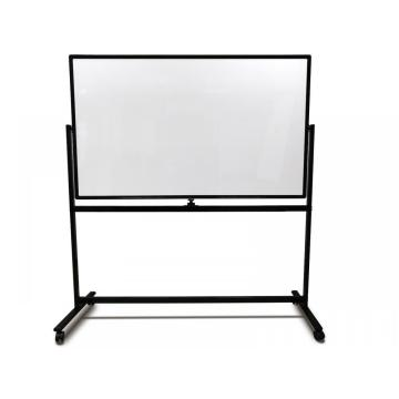 Mobile double sided Magnetic Dry Erase Writing Board