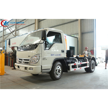 Brand New FOTON 5cbm hook lifter truck