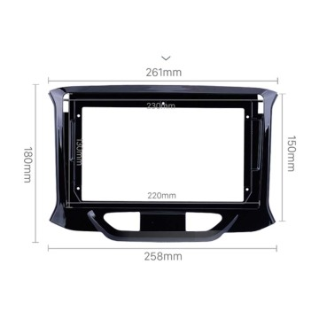 GPS frame for Nissan Frontier Xterra