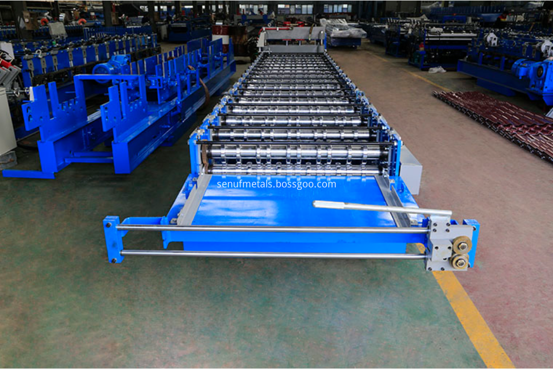 glazed tile forming machine (2)