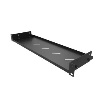Vented Cantilever 1U Universal Rack Shelf